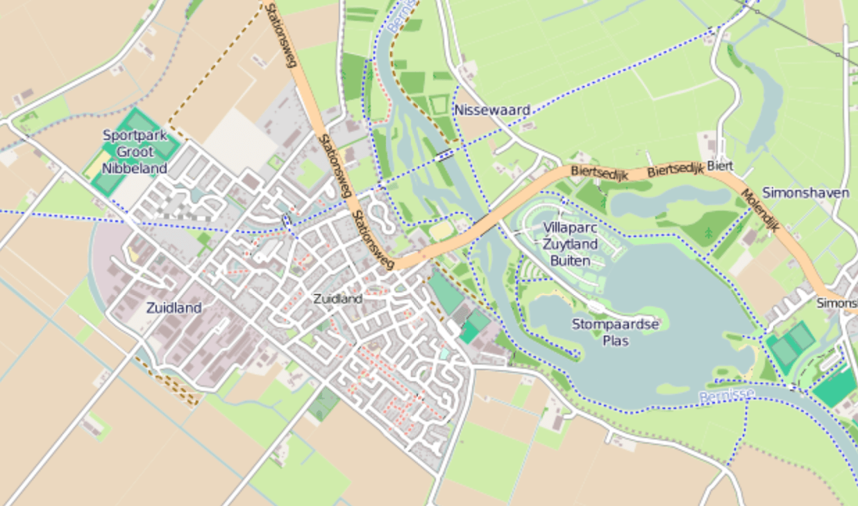 Data by OpenStreetMap.org contributors under CC BY-SA 2.0 license.