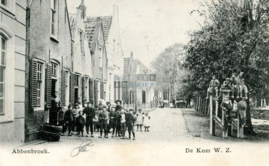 Ring Abbenbroek 1905