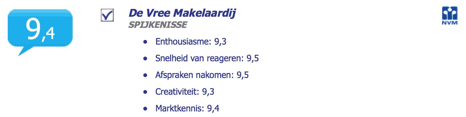 Screenshot widbm.nl