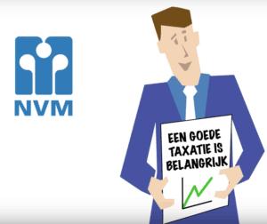 NVM Een goede taxatie is belangrijk