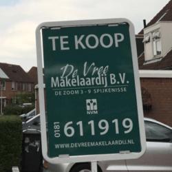 Te koop bord - huis verkopen